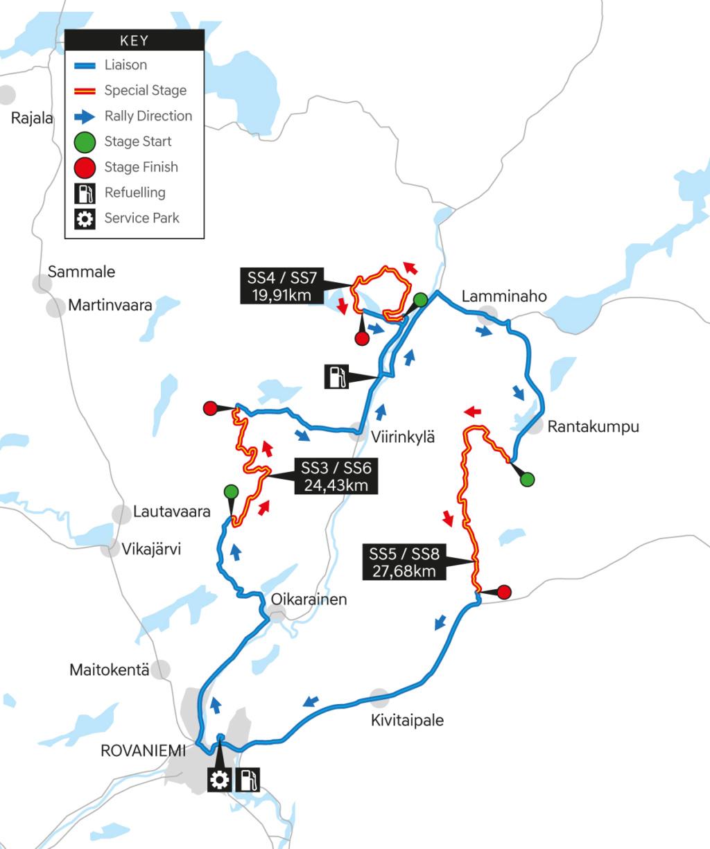 WRC: Arctic Rally Finland - Powered by CapitalBox [26-28 Febrero] - Página 2 Sabado10