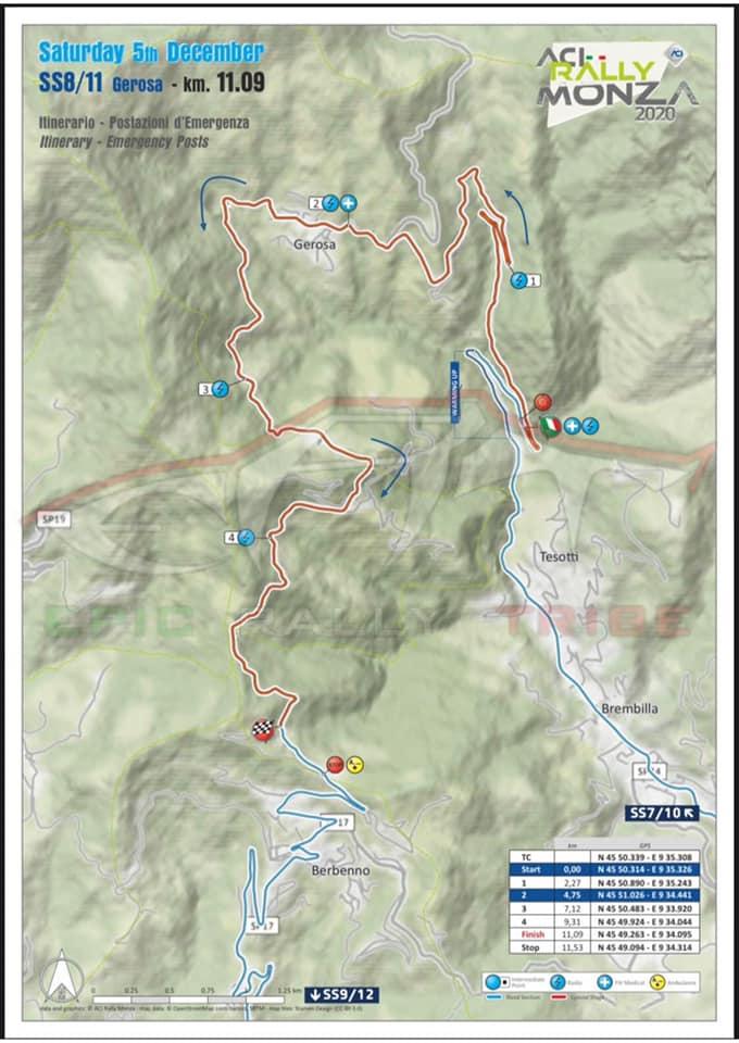WRC: ACI Rally Monza [3-6 Diciembre] Ss_8-110