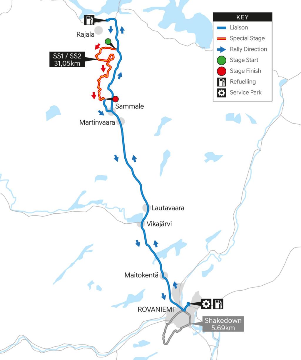 WRC: Arctic Rally Finland - Powered by CapitalBox [26-28 Febrero] - Página 2 Vierne10