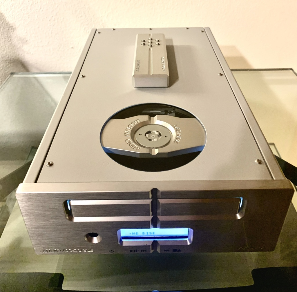 Nuova meccanica CD Audio Analogue E6d26710