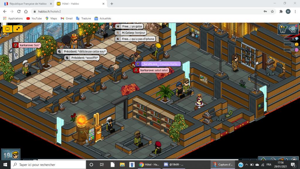 [C.M] Rapports d'Activités de _SarahLove_ - Page 6 Ra314