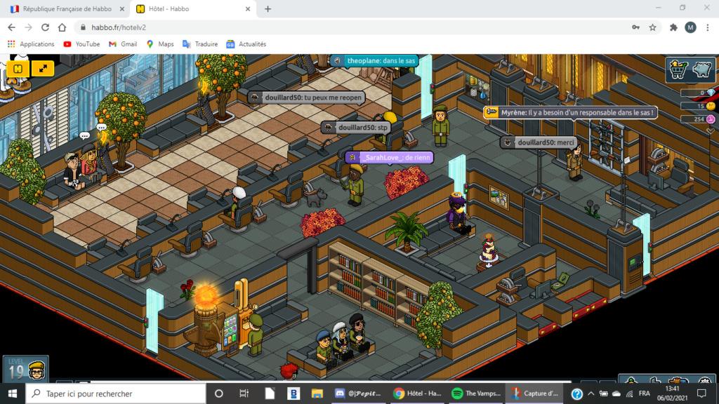 [C.M] Rapports d'Activités de _SarahLove_ - Page 6 Ra315