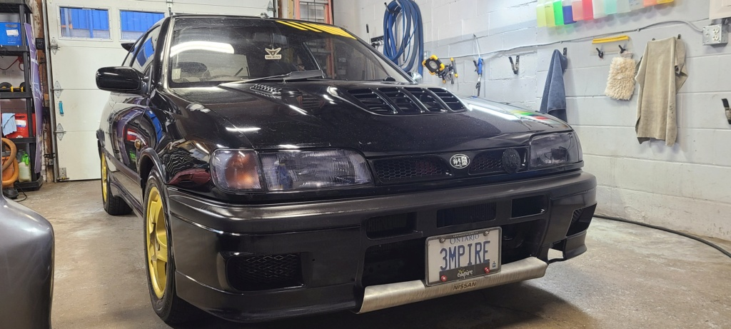 My new 91 gti-R from Toronto Ontario Canada  20201213