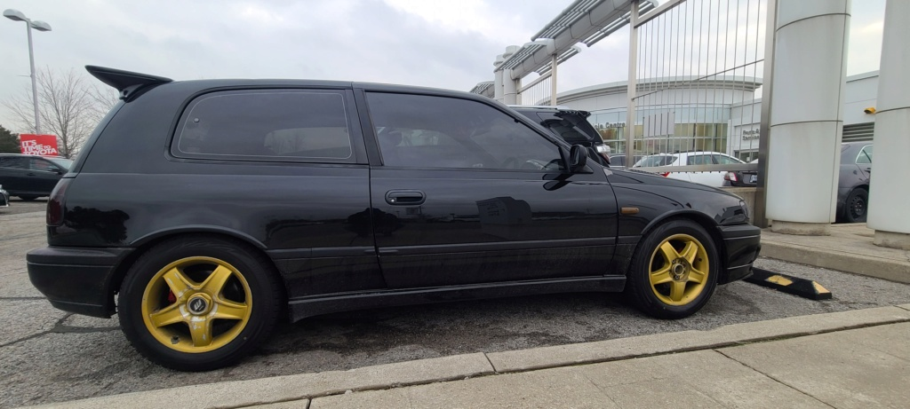 My new 91 gti-R from Toronto Ontario Canada  20201214