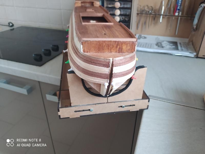 Montage de l'HMS Victory au  1:94 de chez constructo  Img_2020