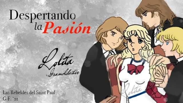 """Las Rebeldes del Saint Paul enviando un escrito intenso """"Despertando la Pasión"""" por Lolita Grandchester Capítulo 8 - Mía Receiv35"""