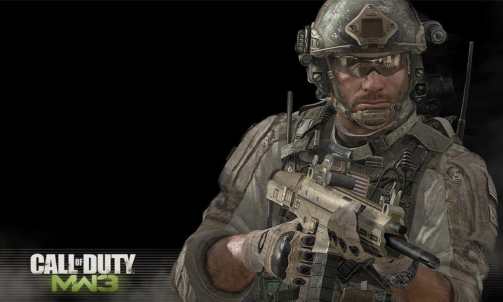 Call of Duty: Modern Warfare 3  [RePack] -Ultra- A11
