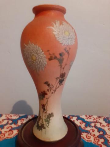 Okada Pottery Vase 20191128