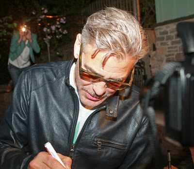 Photos: George Clooney's birthday dinner with Matt Damon, Bill Murray and Grant Heslov Birthd17