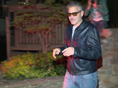 Photos: George Clooney's birthday dinner with Matt Damon, Bill Murray and Grant Heslov Birthd25