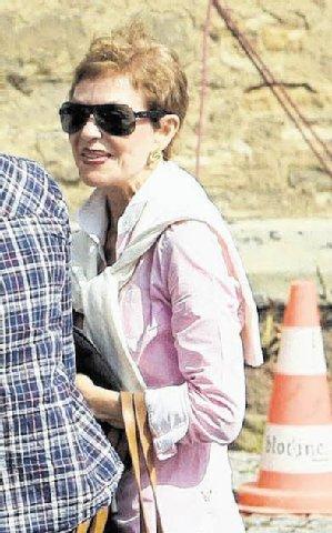Photos and videos: George Clooney filming in Merseburg Merseb10