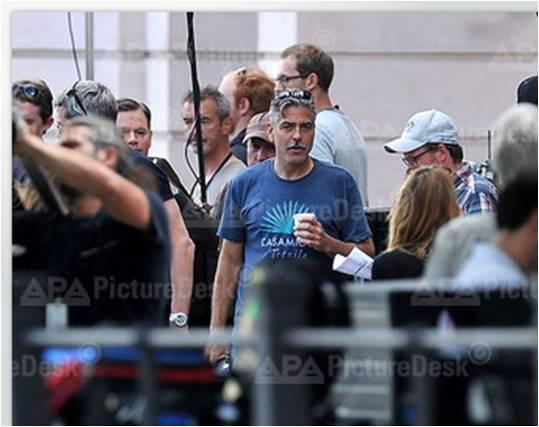George Clooney back in Berlin 6/10/13 Mm_ber10