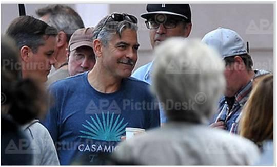 George Clooney back in Berlin 6/10/13 Mm_ber11