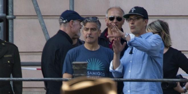George Clooney back in Berlin 6/10/13 Mm_ber13