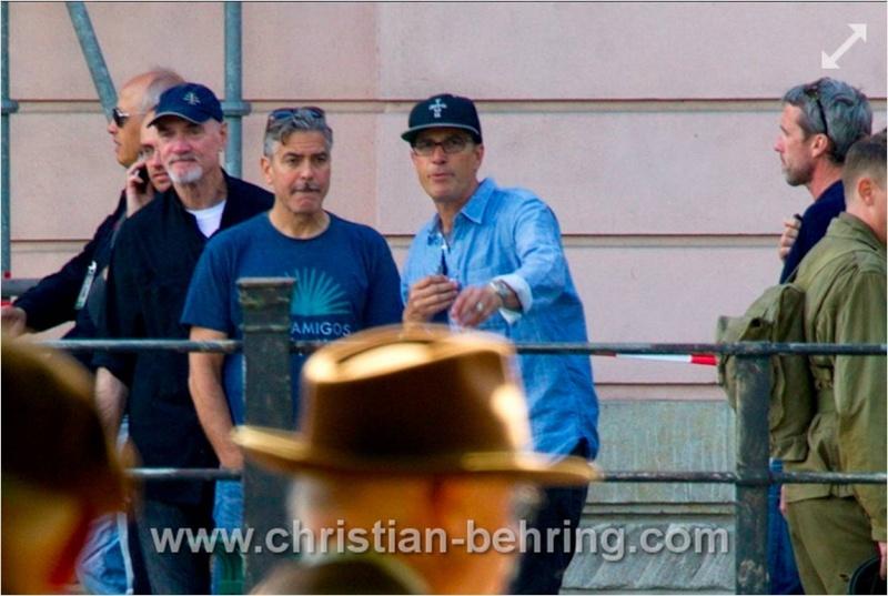 George Clooney back in Berlin 6/10/13 Mm_ber15