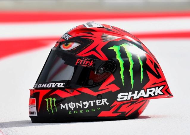 SHARK Helmets sponsor titre du GP de France jusqu'en 2021 ! 00510