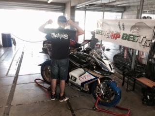 Seb SERRA/ Repli-K-Racing s'engage en EuropeanBikes sur une DUCATI Panigale 959 11039210