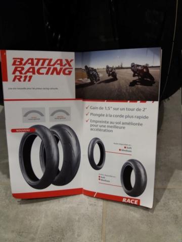 Essai Bridgestone BATTLAX RACING R11 20180770