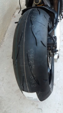 Essai Bridgestone BATTLAX RACING R11 20180772