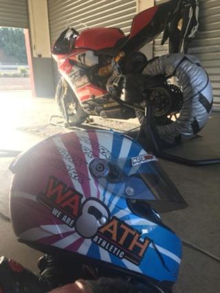 Seb SERRA/ Repli-K-Racing s'engage en EuropeanBikes sur une DUCATI Panigale 959 39075711