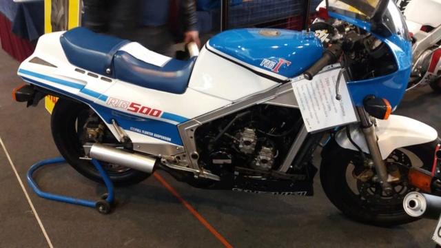 """[Evenement] """"Mostra Scambio"""" marché de motos et pièces près de Milan en Italie 45886310"""
