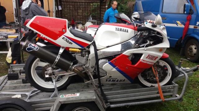 """[Evenement] """"Mostra Scambio"""" marché de motos et pièces près de Milan en Italie 45894110"""