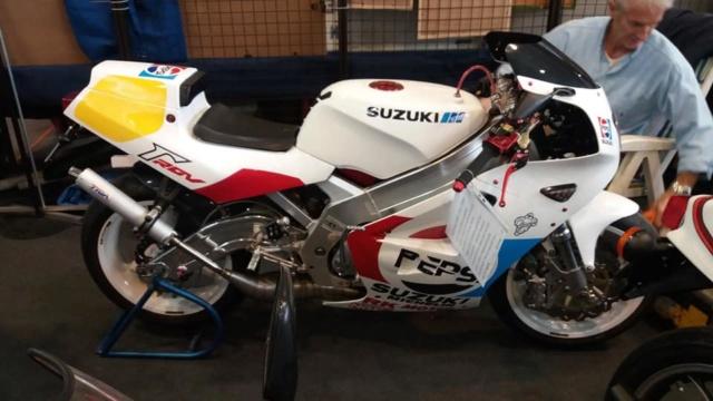"""[Evenement] """"Mostra Scambio"""" marché de motos et pièces près de Milan en Italie 45952410"""