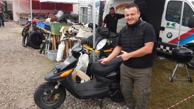 """[Evenement] """"Mostra Scambio"""" marché de motos et pièces près de Milan en Italie 45960111"""