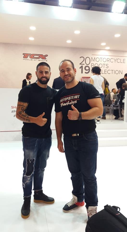 Motopiste.net était au Salon de Milan(EICMA) Le Compte Rendu ! 45979410