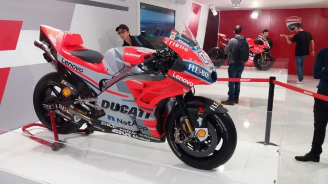 Motopiste.net était au Salon de Milan(EICMA) Le Compte Rendu ! 46037710
