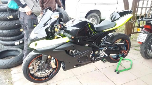 """[Evenement] """"Mostra Scambio"""" marché de motos et pièces près de Milan en Italie 46047312"""