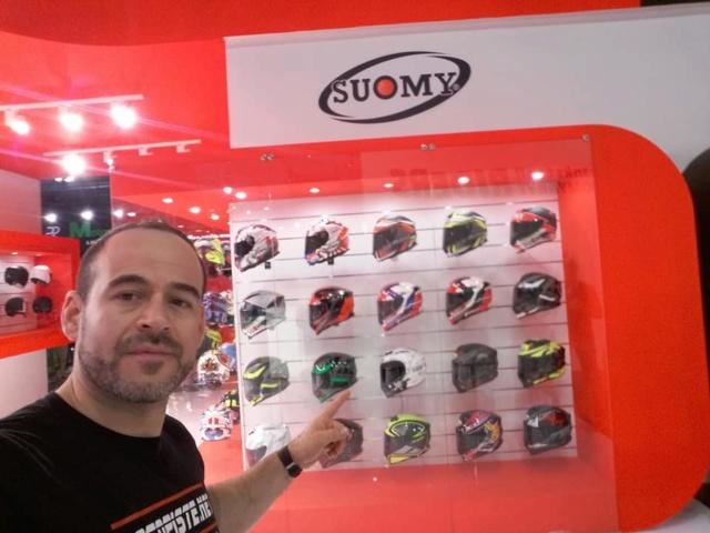 Motopiste.net était au Salon de Milan(EICMA) Le Compte Rendu ! 46056210