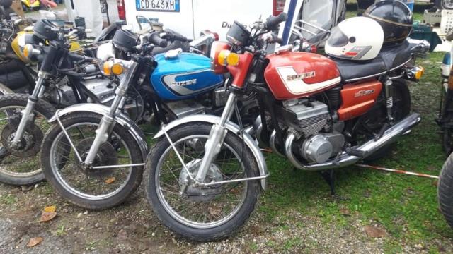 """[Evenement] """"Mostra Scambio"""" marché de motos et pièces près de Milan en Italie 46087510"""