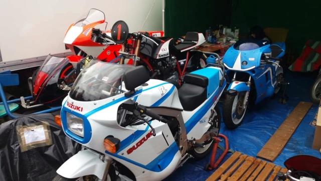 """[Evenement] """"Mostra Scambio"""" marché de motos et pièces près de Milan en Italie 46089011"""