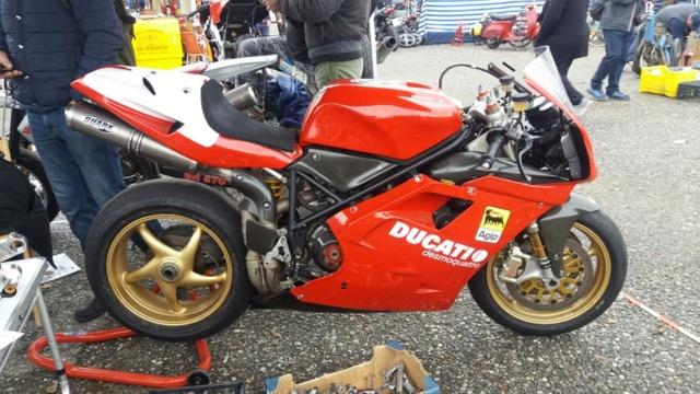 """[Evenement] """"Mostra Scambio"""" marché de motos et pièces près de Milan en Italie 46110010"""