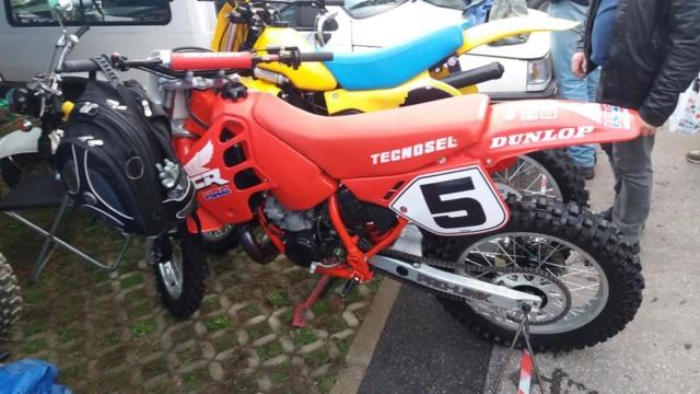 """[Evenement] """"Mostra Scambio"""" marché de motos et pièces près de Milan en Italie 46178210"""