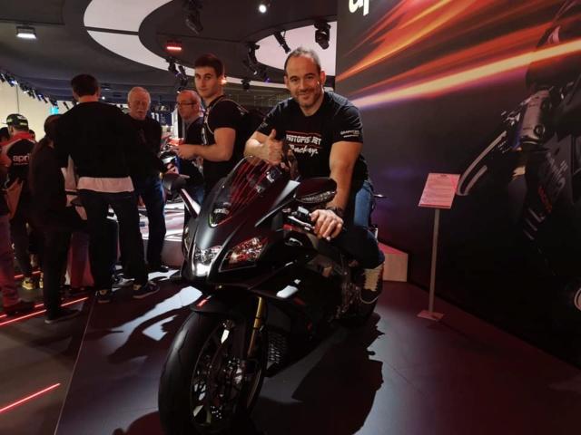 Motopiste.net était au Salon de Milan(EICMA) Le Compte Rendu ! 46190512