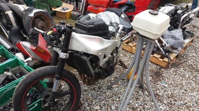 """[Evenement] """"Mostra Scambio"""" marché de motos et pièces près de Milan en Italie 46190710"""