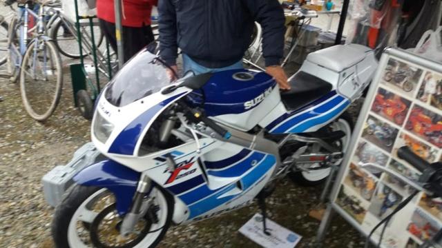 """[Evenement] """"Mostra Scambio"""" marché de motos et pièces près de Milan en Italie 46211110"""