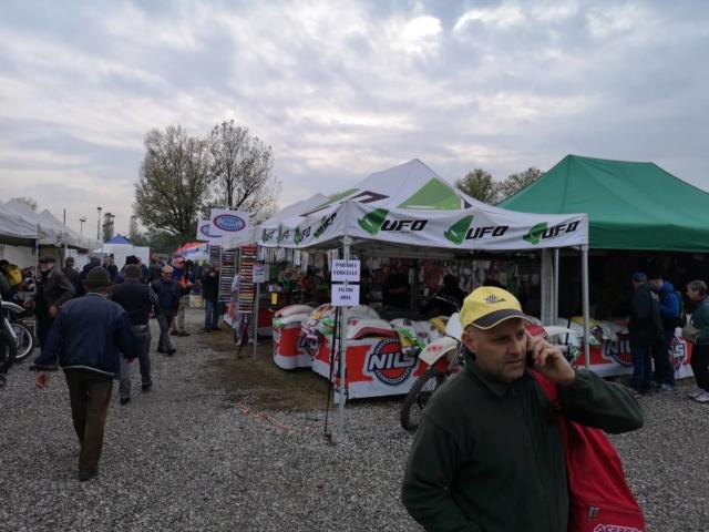 """[Evenement] """"Mostra Scambio"""" marché de motos et pièces près de Milan en Italie 46354710"""