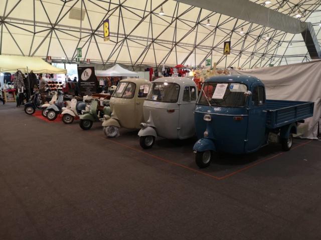 """[Evenement] """"Mostra Scambio"""" marché de motos et pièces près de Milan en Italie 46355510"""