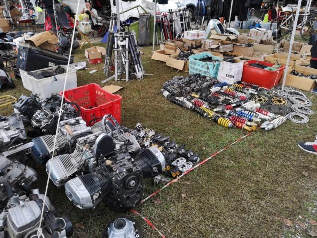"""[Evenement] """"Mostra Scambio"""" marché de motos et pièces près de Milan en Italie 46404110"""