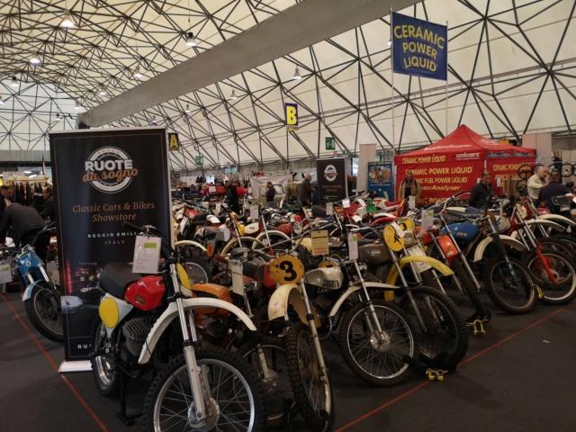 """[Evenement] """"Mostra Scambio"""" marché de motos et pièces près de Milan en Italie 46432610"""