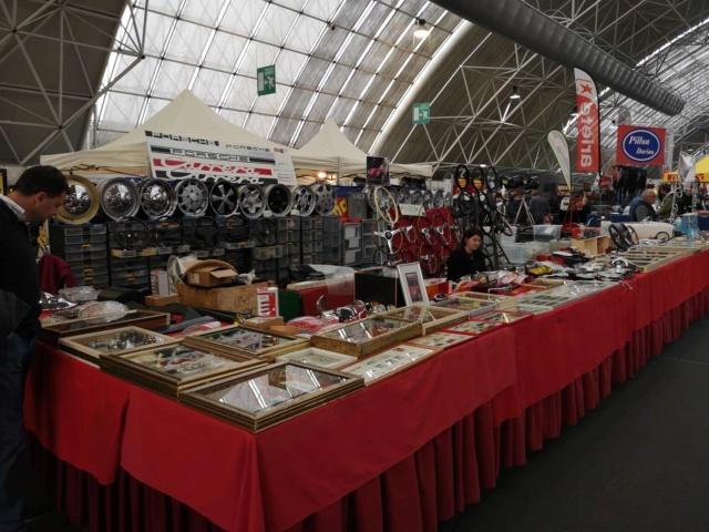 """[Evenement] """"Mostra Scambio"""" marché de motos et pièces près de Milan en Italie 46445810"""