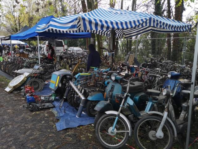 """[Evenement] """"Mostra Scambio"""" marché de motos et pièces près de Milan en Italie 46459210"""