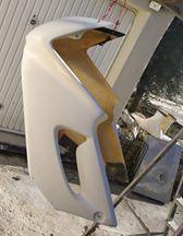 [TUTO REDMAN] Aérosol Montana pour peinture complète sur carénage Polyester brut 51552712
