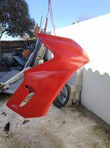 [TUTO REDMAN] Aérosol Montana pour peinture complète sur carénage Polyester brut 52029211