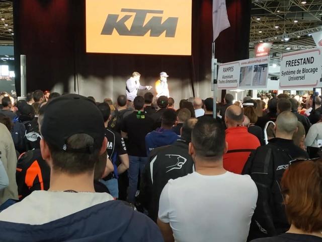 Motopiste.net au Salon du 2 Roues de Lyon 2019 : Le résumé !!!! 54523910