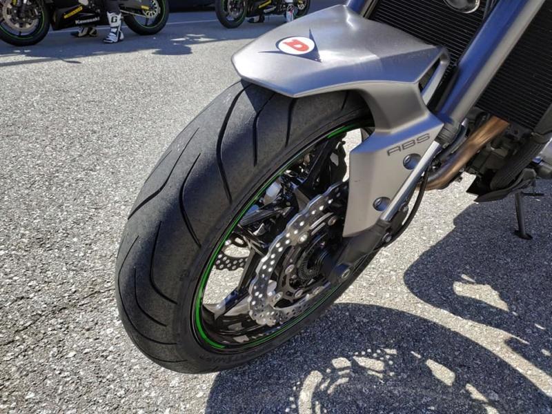 [ESSAI] Présentation et Essai du dernier Dunlop SPORTSMART MK3 en ESPAGNE  56334610