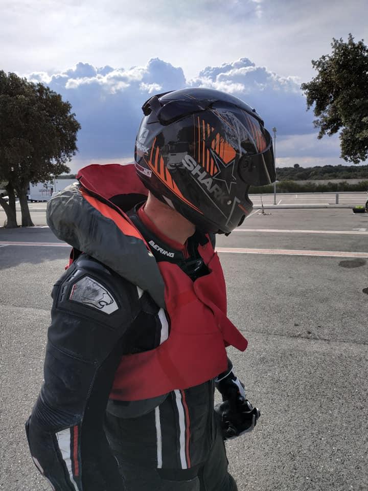Stage BMC à LEDENON les 09 et 10 Avril 2019 : Motopiste y était ! et on s'en rappellera !  REDMAN CrashTest inside ! 56894310